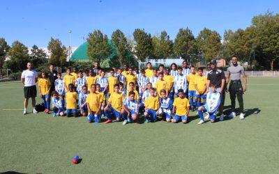 Retour en image sur le samedi 12 septembre 2020, avec une  rencontre amicale avec l'AS BUERS pour nos U13 et match amical pour nos U15 à Sathonay avec une victoire 4-3